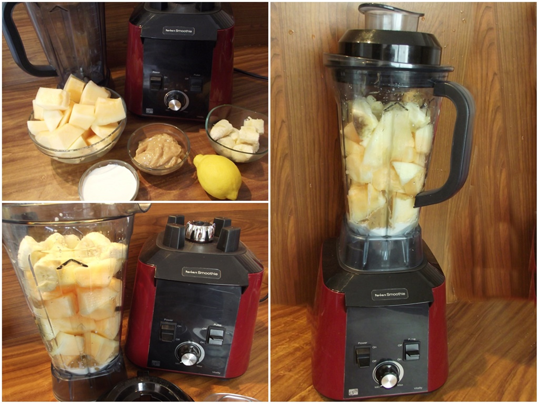 blender profesional avansat perfect smoothie g21